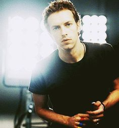 Chris Martin... Coldplay.... Marry me.