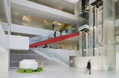 MIT Media Lab | Leers Weinzapfel Associates in Association with Maki and Associates| Archinect