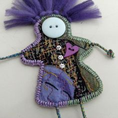 createcreatively:    PIN DOLL
