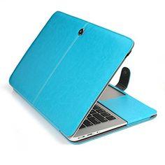 "HQF® 11-inch Protective Book Case, Flip Case PU Leather Case Cover for Apple MacBook Air 11.6""(Blue) HQF http://www.amazon.com/dp/B00S4LMEH4/ref=cm_sw_r_pi_dp_2rYVub0TSAJ41"