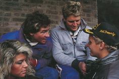Legends: Barry Sheen ,Wayne Rainey,Kevin Schwantz