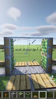 Minecraft House Plans, Minecraft Mansion, Minecraft Cottage, Easy Minecraft Houses, Minecraft House Tutorials, Minecraft Room, Minecraft House Designs, Amazing Minecraft, Minecraft Blueprints