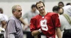 Having Drew Brees around should make things a little easier for Saints interim head coach Joe Vitt
