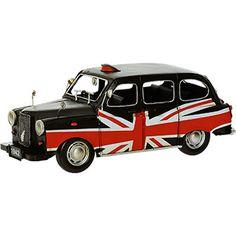 Black Taxi Ornament