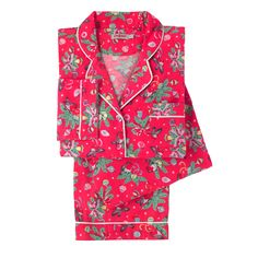 Robins Brushed Flannel PJ Set | Nightwear | CathKidston