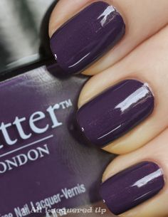 """Marrow"", Butter London"