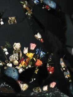 Ori Gersht On Reflection, Fusion c-print mounted on Dibond Still Life Drawing, Still Life Art, Santa Barbara Museum, Royal College Of Art, Spring Art, Photography Awards, Victoria And Albert Museum, Museum Of Fine Arts, Still Life Photography