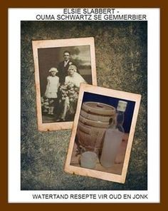 UIT OUMA SE KOMBUIS South African Recipes, Iced Tea, Drinks, Frame, Afrikaans, Pictures, Starters, Traditional, Drinking