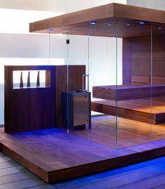 Die Nimbus-Sauna - Gewinnerin des Golden Wave 2013