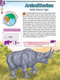 Buku Pintar Ensiklopedia Dinosaurus dan Binatang Purba Katabaca.com Animal Facts, Jurassic World, Peta, Dinosaurs, Studying, Bedtime, Dinosaur Stuffed Animal, Knowledge, Science