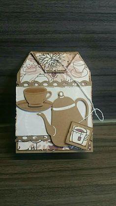 Love Cards, High Tea, Cups, Cupcakes, Decor, Tea, Tea Time, Mugs, Cupcake Cakes