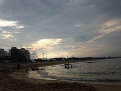영진바다 해수욕한날, 2013-07-22