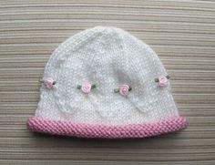 pdf knitting pattern (newborn, 0-3 months, 3-6 months) $6.50 from Etsy Shop Precious Newborn Knits