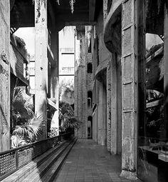 Ricardo Bofill - La Fabrica, Barcelona, 1973