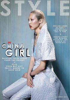 Sunday Times Style Magazine - Sunday Times Style Magazine March 2013 Cover