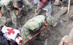 CoatzaDigital: Seis integrantes de una familia mueren sepultados ...