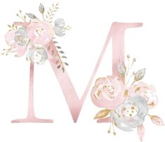 Page 2 Read Flores from the story Imagens 2 by (Aylena A. Flower Background Wallpaper, Flower Backgrounds, Wallpaper Backgrounds, Iphone Wallpaper, Flower Letters, Flower Frame, Watercolor Flowers, Watercolor Art, Watercolor Lettering