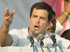 सरकार किसानों के शोषण में आगे, विकास में पीछे: राहुल