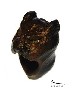 Cipiglio - Wood Jewelry Ricardo coacci