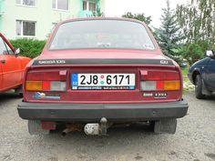 Skoda 135 ( 1984 - 1990 ) Cool Cars, Motors, Cool Stuff, Cool Things