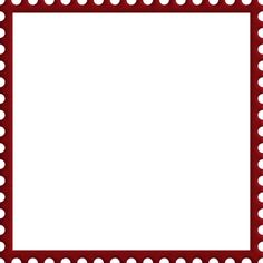 jss_mouse_stamp frame 2 red.png ❤ liked on Polyvore featuring frames, borders and picture frame