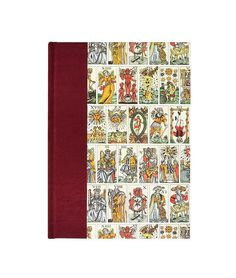 """#OCCULT or mystery writers, you will love this Blank Book w/Lined Paper Journal """"TAROT MYSTERIES"""" $25"""