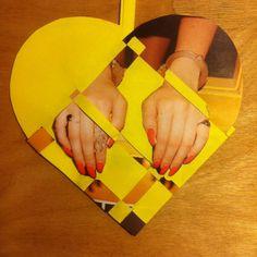 Ida Exner. Xmas 2014 Paper Cutting, Scissors, Xmas, Christmas, Navidad, Bicycle Kick, Noel, Natal