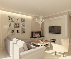 classical interior - living rooml   artstudio