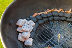 Snake Method of smoking ribs. This blog has lots of other bbq tips for a newbie like me!