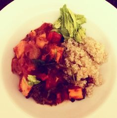 I'm just in love with deliciously Ella's new book #sweetpotatostew #winterwarmer