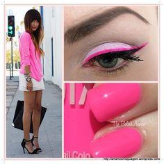Tá na moda PINK !
