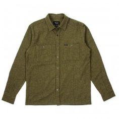 Brixton Milton Flannel Shirt