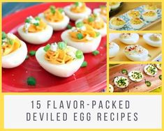 15 Flavor-Packed Deviled Egg Recipes cooking ideas for preschoolers cooking ideas for toddlers egg recipes ideas recipes ideas recipes ideas families recipes ideas healthy recipes ideas sides recipes ideas simple easter recipes ideas Guacamole Deviled Eggs, Best Deviled Eggs, Deviled Eggs Recipe, Cookie Dough Vegan, Peanut Butter Cookie Recipe, Easter Recipes, Egg Recipes, Southern Cooking Recipes, Cooking Ideas