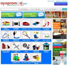 Website  #ayopromosi #gratis http://www.ayopromosi.com