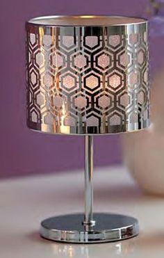 Mini-Votivkerzenlampe ZauberlichterInkl. Votivkerzenglas. H: 20 cm, Ø 11 cm https://petrajukl.partylite.at/Shop/Product/452