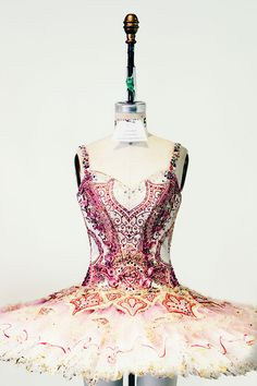 Tutu for Boston Ballet's The Nutcracker