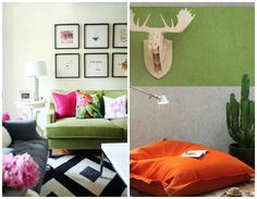 Pantone's Greenery Makes It Spring All Year Long   construction2style