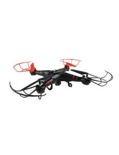 Xtreme XFlyer Aerial 6 Axis Remote Control Quadcopter Drone with Live Stream HD Recording Camera, Black (XDG6-1004-BLK)
