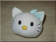 Eu Amo Artesanato: Hello Kitty