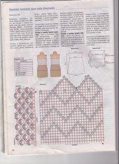 Artesanato com amor...by Lu Guimarães: Revistas Figurino Crochê Completa