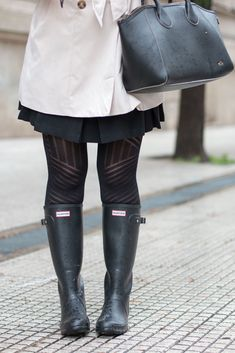Hunter Outfit, Hunter Boots, Wellies Rain Boots, Rubber Rain Boots, Outfits, Shoes, Fashion, Pereira, Cuddling