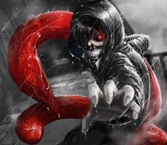 Tokyo Ghoul by matsuBOX