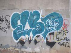 Louisville Graffiti. Preston Highway. Artist Unknown.