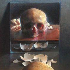 Agostino Arrivabene - Vanitas Vanitatum (detail)