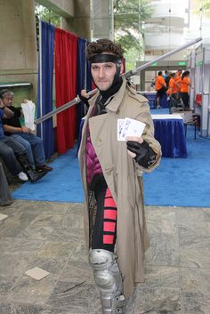 Gambit, photo by FirstPerson.