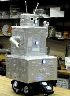 Buddy Valastro , robot