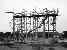 Galeria Bolsa de Arte Porto Alegre apresenta fotografias de arquitetura modernista