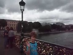 Paris is great for kids - we have fun along the River Seine