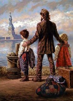 """A New Beginning"" -- Jim Daly (1940, American)"