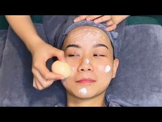 ASMR 달걀피부관리 Egg Skin Care - YouTube Asmr, Body Scrub, Youtube, Massage, Beauty Hacks, Eggs, Skin Care, Health, Face Masks
